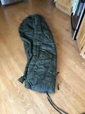 "US Military Intermediate Cold ""Mummy"" Sleeping Bag with hood - EXCELLENT"