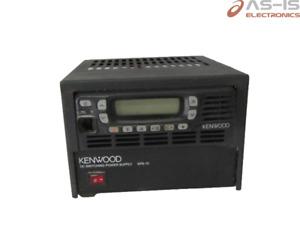 *AS-IS* Kenwood TK-8360HU-K 2-Way UHF Mobile Radio W/ Power Supply KPS-15