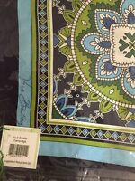 Vera Bradley Retired Cambridge Limited Edition Silk Scarf