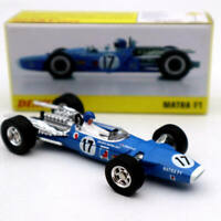 Atlas 1/43 Dinky Toys 1417 MATRA F1 DUNLOP Alloy car #17 Diecast Models
