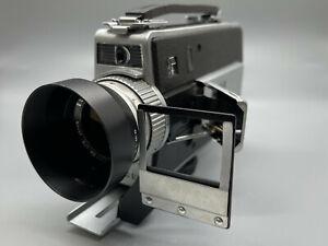 Elmo 103T Super8 Titleist DOUBLE EXPOSURE Movie Camera