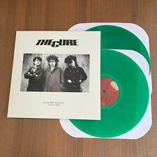 The Cure – Early BBC Sessions 1979-1985 2LP GREEN  COLOR VINYL New