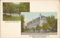 Washington, DC - Hamilton Hotel & Franklin Park - MULTIVIEW - 1909