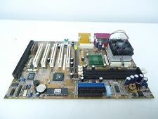 ASUS CUV4X Motherboard With Intel Pentium III Without Memory RAM