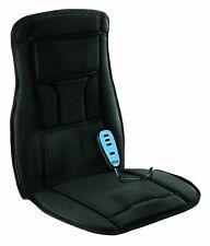 Heated Back Massage Seat Cushion Car Chair Massager for Lumbar Neck Hip Heat Pad