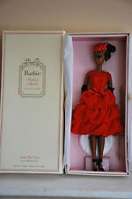 LITTLE RED BARBIE DOLL, BARBIE FASHION MODEL COLLECTION, 2015 SILKSTONE DOLLS