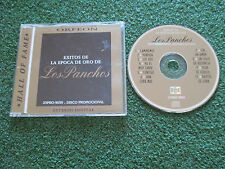 Latin Soul LOS PANCHOS **Exitos de la época de oro* VERY RARE PROMO CD