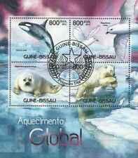 Timbres Faune marine Guinée Bissau 4382/5 o année 2012 lot 26592 - cote : 17 €