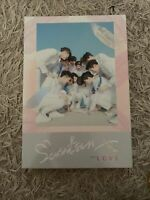 Seventeen First Love Kpop K Pop Album