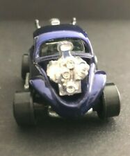 Johnny Lightening 1969 Topper Purple Vw Bug Bomb - 00003134  Used
