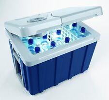 Mobicool W40 40L Thermoelectric Cool Box Cooler with Wheels, 12v/230v UK STOCK