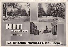 # CURA: LA GRANDE NEVICATA DEL 1956