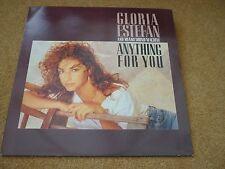 Gloria Estefan-Anything For You - Vinyl LP- Epic 463125 1