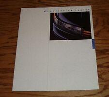Original 1994 Chevrolet Lumina Sales Brochure 94 Chevy