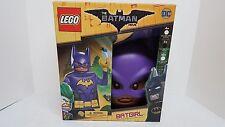 LEGO Batman Movie Batgirl Costume, Children's size 7-8, NEW