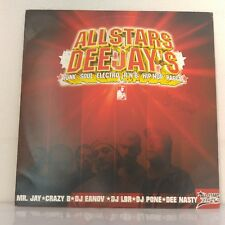 "Various–Allstars Deejay's (Vinyl 12"" Maxi 33 Tours)"