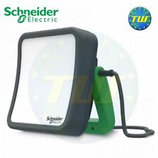 Schneider Thorsman 18W Portable LED Site Work Flood Light 110V IMT33098