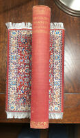 Antique 1911 Book The Golden Treasury Of Songs and Lyrics Francis Palgrave RARE
