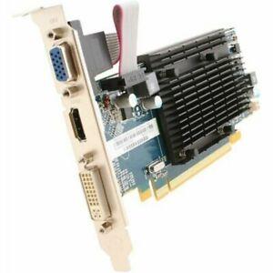 SAPPHIRE Radeon HD 5450 512mb Ddr3 Pci express VGA DVI HDMI scheda video grafica
