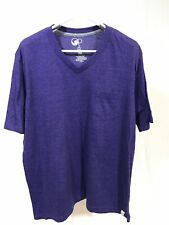 Awesome Vintage Op Ocean Pacific Purple V Neck Shirt Xl