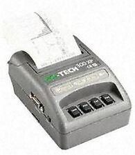 ISO TECH Portable Field Printing Certificate Thermal Printer 300XP Elec Testing