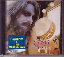 LEON RUSSELL Carney 1995 CD Tight Rope This Masquerade 70s Singer Songwriter