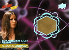 2018 MARVEL ANT MAN AND THE WASP EVANGELINE LILLY QM14 COSTUME CARD
