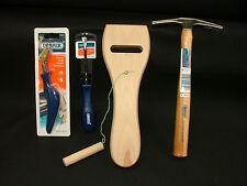 Tappezzeria Tool Kit 5-Draper Tack LIFTER Degraffatrice Martello WEB Barella