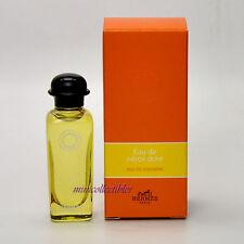 Hermes EAU DE NEROLI DORE Eau de Cologne 7.5 ml Mini Perfume Miniature Bottle