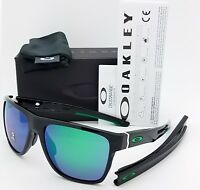 NEW Oakley Crossrange XL sunglasses Black Jade Iridium 9360-0258 AUTHENTIC  9360 22ef726294