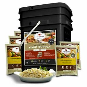 Wise Food Supply Emergency Freeze Dried Food - 120 Servings