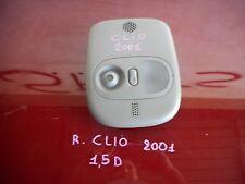 PLAFONIERA LUCE DI CORTESIA  RENAULT CLIO 2001-05