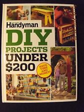 The Family Handyman DIY Projects Under $200