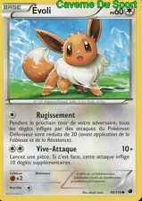 CARTE POKEMON PV60 EVOLI NEUVE PROTEGEE