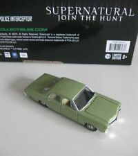 1967 Ford Custom Galaxie Green Rusty SUPERNATURAL* Greenlight 1:64 Lose