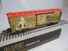 K-Line #K641-7403 1998 Classic Christmas Boxcar