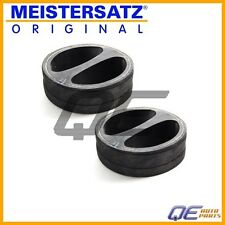 Set of 2 Exhaust Hanger 18211728332 For: BMW E10 E12 E23 E24 E28 E30 E34 E36