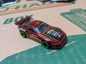 Hot Wheel Toyota Supra Super Treasure Hunt STH Loose