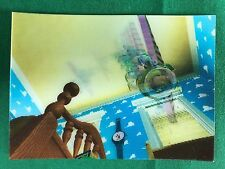 1995 Disney Pixar Toy Story Skybox Flying Buzz 3D Motion Card Mint Condition