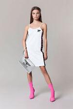 BOY LONDON Vestito Donna BLD2302 Bianco