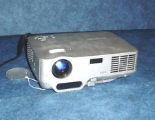 NEC NP60 DLP XGA Table Top Projector, 3000 Lumens, 4:3 Aspect, 1080i Video