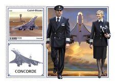 Guinea Bissau Concorde airplane S201806