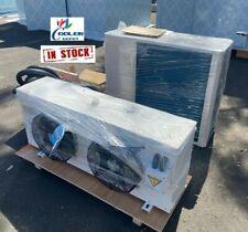 New Walk In Cooler Refrigeration Cooling System Compressor 3 Hp Complete Kit