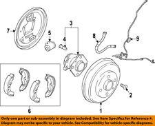 TOYOTA OEM Rear-Wheel Cylinder 47550WB001