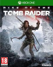 Rise of the Tomb Raider Jeu Xbox One Microsoft