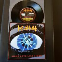 "Def Leppard-Have You Ever Needed Someone So Bad Vinyl,7"",45 RPM, Rock UK 1992"