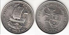 PORTUGAL 100 escudos 1989 MADEIRA 1420 - PORTO SANTO 1419