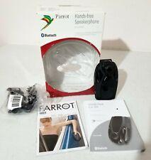Amazing Black Parrot Minikit Hands Free Speakerphone