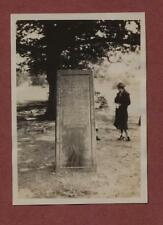 1928. New Forest. Rufus Stone.   q.1107