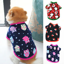 Pet Dog Clothes Puppy Shirt T-shirt Coat Clothing For Small Dogs Chihuahua Vest